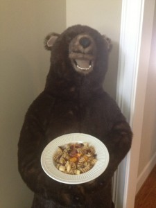 Even bears love Party Pasta Salad